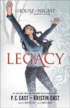 Image: Legacy House of Night GN  - Dark Horse Comics