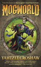 Image: Mogworld Novel SC  (new edition) - Dark Horse Comics