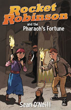 Image: Rocket Robinson & Pharoahs Fortune Vol. 01 GN  - Dark Horse Comics