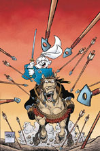 Image: Usagi Yojimbo #1 (The Hidden) - Dark Horse Comics