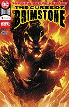 Image: Curse of the Brimstone #1 - DC Comics