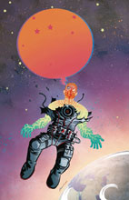 Image: Cave Carson Has An Interstellar Eye #1 - DC Comics -Young Animal