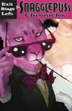 Image: Exit Stage Left: The Snagglepuss Chronicles #3 - DC Comics