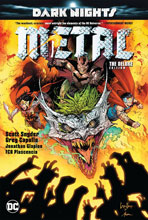 Image: Dark Nights: Metal Deluxe HC  - DC Comics
