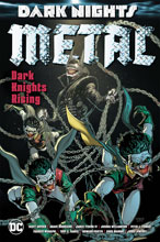 Image: Dark Nights: Metal - Dark Knights Rising HC  - DC Comics