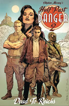 Image: Half Past Danger: Dead to Reichs HC  - IDW Publishing