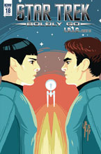 Image: Star Trek: Boldly Go #18 (incentive cover - Photo) (10-copy) - IDW Publishing
