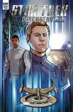 Image: Star Trek: Discovery Annual 2018  (cover A - Hernandez) - IDW Publishing