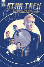 Image: Star Trek: Discovery Annual 2018  (cover B - Caltsoudas) - IDW Publishing