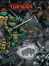 Image: Teenage Mutant Ninja Turtles Ultimate Collection Vol. 02 SC  - IDW Publishing