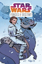 Image: Star Wars Adventures: Forces of Destiny SC  - IDW Publishing