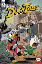 Image: Ducktales #7 (cover A - Ghiglione) - IDW Publishing