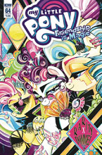 Image: My Little Pony: Friendship Is Magic #64 (cover B - Richard) - IDW Publishing