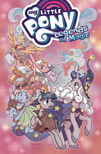 Image: My Little Pony: Legends of Magic Vol. 02 SC  - IDW Publishing