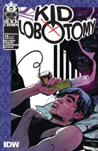 Image: Kid Lobotomy #6 (cover A - Robles) - IDW Publishing
