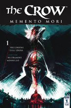 Image: Crow: Memento Mori #1 (cover B - Furno) - IDW Publishing