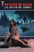 Image: 30 Days of Night #4 (cover A - Templesmith) - IDW Publishing