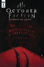 Image: October Faction Supernatural Dreams #1 (cover A - Worm) - IDW Publishing