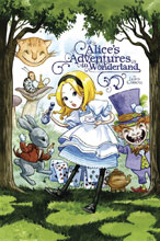 Image: Alice's Adventures in Wonderland Illustrated by Jenny Frison SC  (Prose) - IDW Publishing
