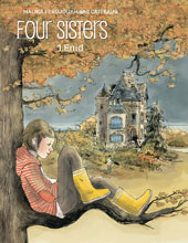 Image: Four Sisters Vol. 01: Enid HC  - IDW Publishing