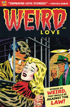 Image: Weird Love #23 - IDW Publishing