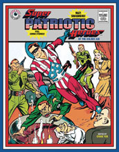 Image: Super Patriotic Heroes HC  - IDW Publishing