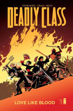 Image: Deadly Class #32 (cover A - Craig) - Image Comics