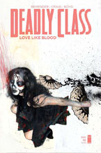 Image: Deadly Class #32 (cover B - Alexander) - Image Comics