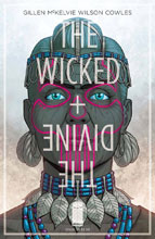 Image: Wicked & Divine #34 (cover A - McKelvie & Wilson) - Image Comics