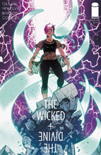 Image: Wicked & Divine #34 (cover B - Johnson & Spicer) - Image Comics