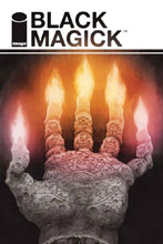 Image: Black Magick #11 (cover A - Scott) - Image Comics