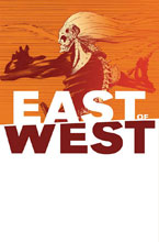 Image: East of West #38 (cover A - Dragotta) - Image Comics