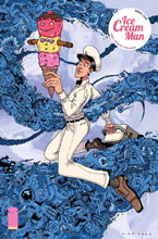 Image: Ice Cream Man #3 (cover B - Shea) - Image Comics