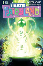 Image: I Hate Fairyland #17 (cover A - Young) - Image Comics