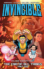 Image: Invincible Vol. 25: End of All Things Part 2 SC  - Image Comics