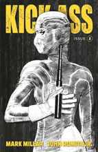 Image: Kick-Ass #2 (cover B - Romita Jr. B&W) - Image Comics