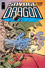 Image: Savage Dragon #232 - Image Comics