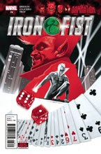 Image: Iron Fist #78 (Legacy) - Marvel Comics