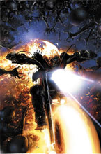 Image: Damnation: Johnny Blaze - Ghost Rider #1 (Legacy) - Marvel Comics