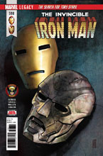 Image: Invincible Iron Man #598 (Legacy) (WW) - Marvel Comics