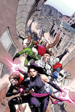 Image: Astonishing X-Men #9 (Legacy) - Marvel Comics