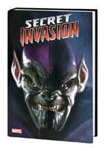 Image: Secret Invasion by Brian Michael Bendis Omnibus HC  - Marvel Comics