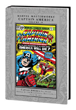 Image: Marvel Masterworks: Captain America Vol. 10 HC  - Marvel Comics