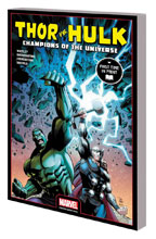 Image: Thor vs. Hulk: Champions of the Universe SC  - Marvel Comics