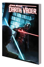 Image: Star Wars: Darth Vader: Dark Lord the Sith Vol. 02: Legacy's End SC  - Marvel Comics