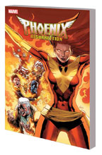 Image: Phoenix Resurrection: Return of Jean Grey SC  - Marvel Comics