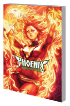 Image: Phoenix Resurrection: Return of Jean Grey SC  (DM variant - Artgerm) - Marvel Comics