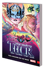 Image: Mighty Thor Vol. 03: The Asgard / Shi'ar War SC  - Marvel Comics
