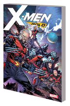 Image: X-Men Gold Vol. 04: Negative War Zone SC  - Marvel Comics