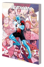 Image: Iceman Vol. 02: Absolute Zero SC  - Marvel Comics